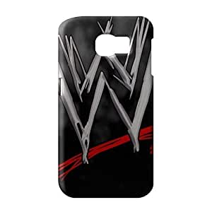 WWAN 2015 New Arrival wwe logo 3D Phone Case for Samsung S6