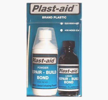 Plastic Repair Kit for Pools and Hot Tubs