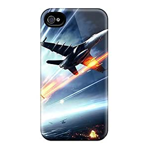 Cynthaskey TXhYgIP3988Csaxp Case Cover Skin For Iphone 4/4s (battlefield 3 Jetfighter)