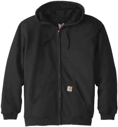 Carhartt Rutland Thermal-Lined Hooded Zip-Front Sweatshir...