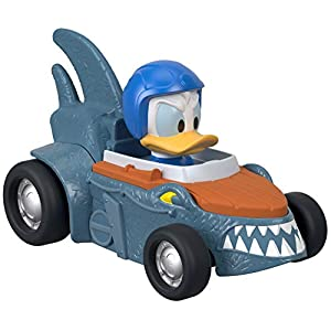 Fisher-Price Disney Mickey & The Roadster Racers, Donald's Shark Car