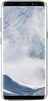 SAMSUNG Galaxy S8 64GB Desbloqueado Celular - Versão dos EUA Prata Ártica