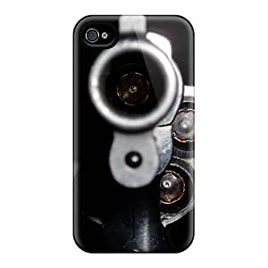 New Arrival Cover Case With Nice Design For Apple Iphone 4/4S Case Cover - Aim