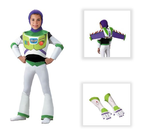 Toy S (Buzz Lightyear Costume Girl)