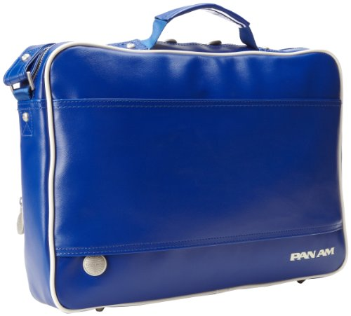 Pan Am Secret Agent Reloaded - 100% PVC Shoulder Bag Hommes Sacs