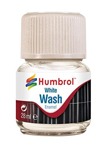 Humbrol AV0202 Enamel Wash, White