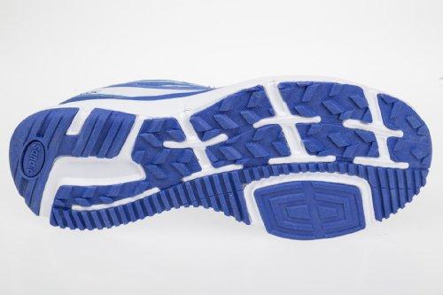 Gibra, zapatillas deportivas para hombre Azul - Bleu - Blu / Bianco