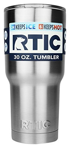 RTIC Travel to Go 20 oz 30 oz and 40 oz Tumbler