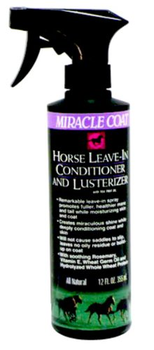 (Miracle Coat Leave-in Conditioner and Lusterizer 12 oz for)
