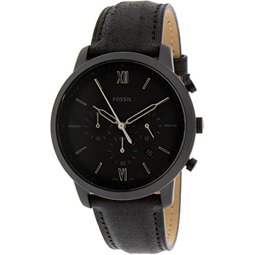 Fossil Neutra Chrono - FS5503 Black One Size