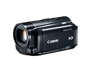 Canon VIXIA HF M52 Full HD 10x Image Stabilize Camcorder Wi-Fi Enabled with 32GB Internal Drive Plus 1 Additional SDXC Card Slot and 3.0-Inch Touch LCD (Discontinued by Manufacturer)