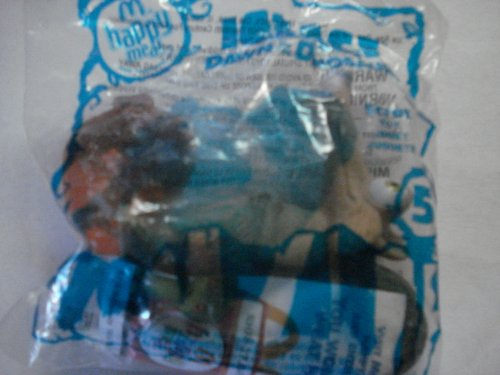 (McDonald's 2009 Ice Age Dawn of the Dinosaurs #5 Scrat)