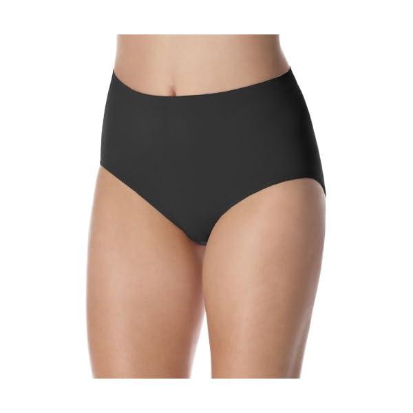 Bali Women's Comfort Revolution Seamless Brief Panty