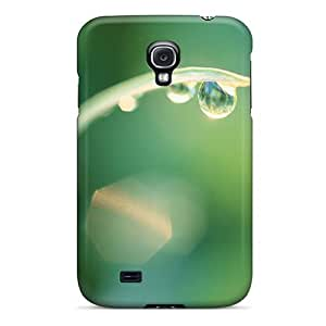 For Galaxy S4 Tpu Phone Case Cover(water Droplet) by icecream design