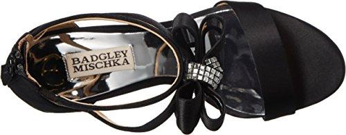 Badgley Sandal Dress Beauty Mischka Black Mischka Badgley Womens dgd87q