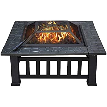 Amazon.com : Fire Pit Sale Today! This Wood Burning Fire ...