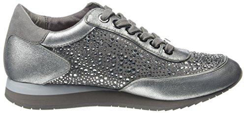 Carvela Lemmy Np - Zapatillas Mujer plateado (silver)