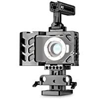 SmallRig Camera Accessory Kit for BMPCC Blackmagic Pocket Cinema Camera with Cheese Top Handle and Riser Support System - 1992