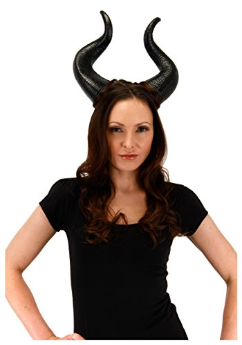 Elope Disney Maleficent Costume Horns Deluxe