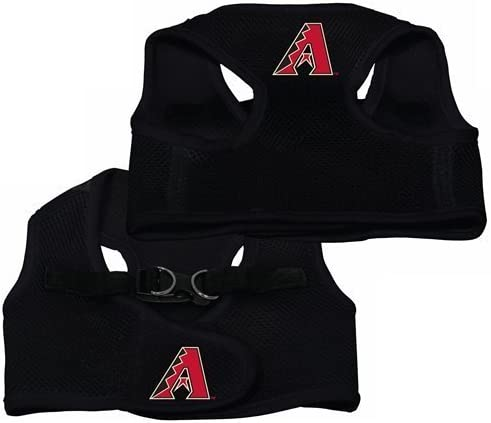 Arizona Diamondbacks Hunter Pet Vest Harness Large//X-Large