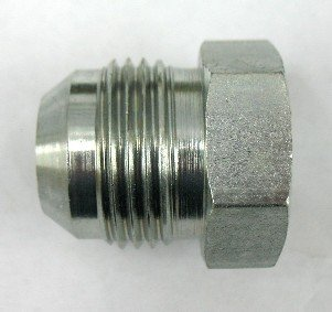 AF C5229-20 - Plug 1-5//8-12 Threads 1-1//4 Male JIC
