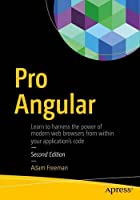 Pro Angular, 2nd Edition Front Cover