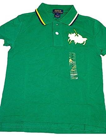 T Green New Polo With Shirts Children's Lauren Ralph Topsamp; Tags LVMpUGqSz