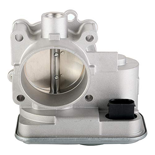 HOWYAA HYT57B Electronic Fuel Injection Throttle Body Assembly for 2007-2016 Chrysler 200 Sebring Dodge Avenger Caliber Journey Jeep Compass Patriot 1.8L 2.0L 2.4L