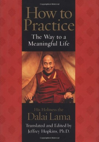 How to Practice: The Way to a Meaningful Life / Hardcover