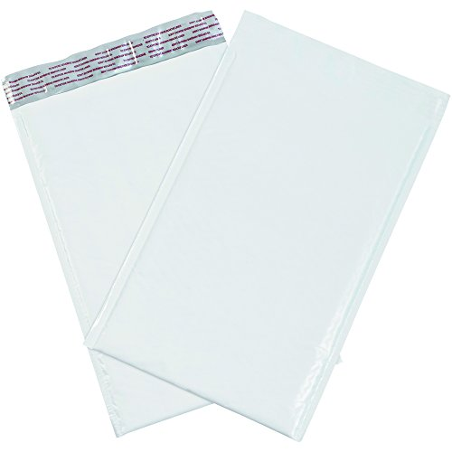 Tape Logic TLB83825PK Bubble Lined Poly Mailers, 8 1/2