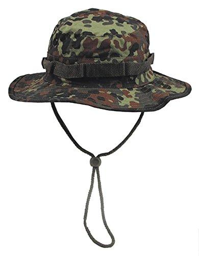 US GI Buschhut Boonie Hat flecktarn S-XL L(59)