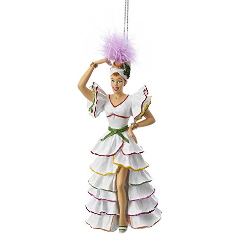 Kurt Adler Kurt S. Adler I Love Rumba Lucy Ornament