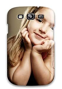 6992027K66177740 Faddish Pretty Cute Girl Case Cover For Galaxy S3