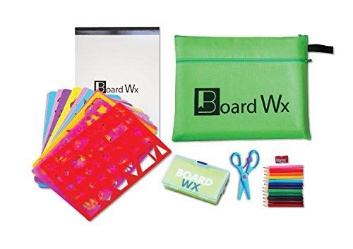 Board Wx Jumbo Drawing Stencils product image