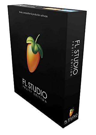 Image-Line Software FL Studio Fruity Edition + Poizone Synth (Bundle) - Amazon Exclusive