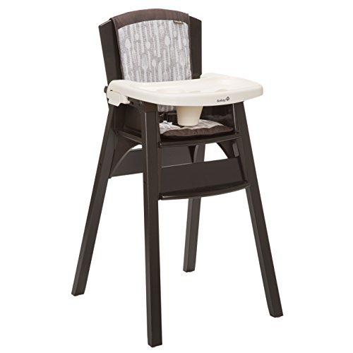 Safety 1st Beaumont Wood High Chair, Utensils by Safety 1st (Image #1)