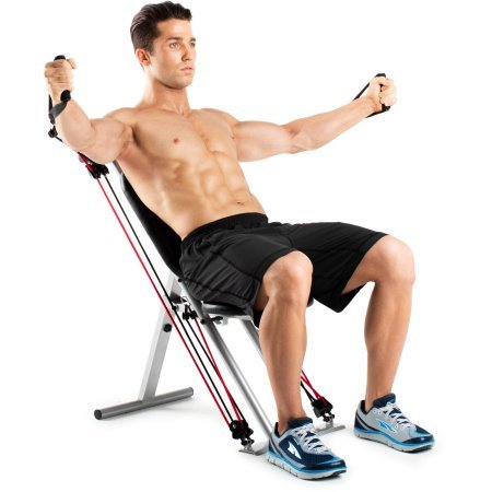 Weider Bungee Bench Total Body Workout System by Weider