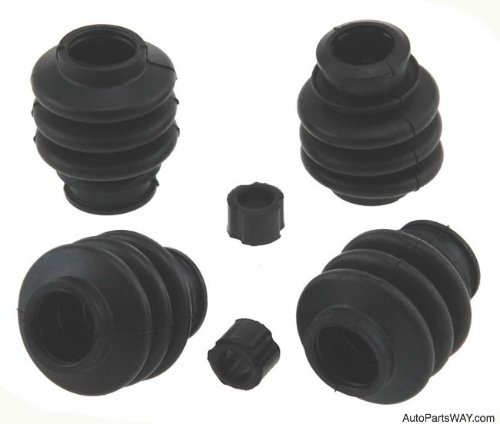 Carlson Quality Brake Parts 16132 Caliper Pin Boot Kit