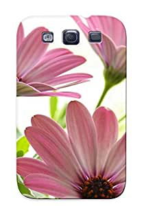 New Arrival Case Specially Design For Galaxy S3 (pink Flowers )
