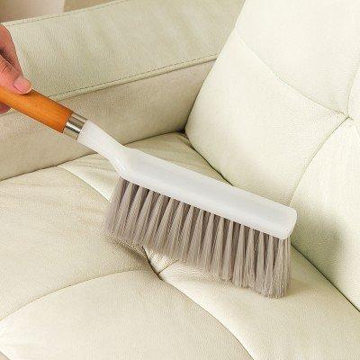 Hokipo Long Bristle Carpet Upholstery Cleaning Brush For Home Car
