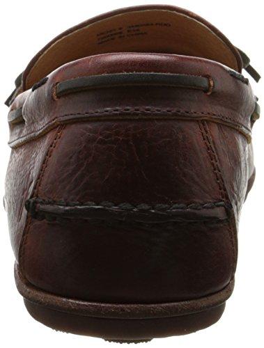 Frye Redwood Slip US M Loafer Men's Up 7 Tie On Antique Harris Brown Pull vrSvtwfqx
