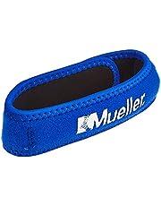 Mueller 993EU uniseks riem voor volwassenen, blauw, eenheidsmaat
