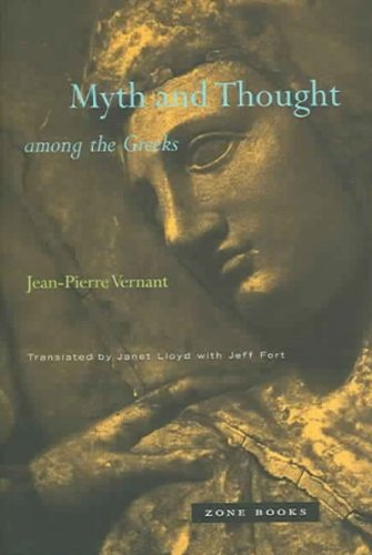 Download Myth and Thought among the Greeks pdf