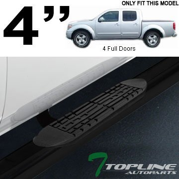 Amazon 4 Heavyduty Side Step Nerf Bars Running Boards Nissan