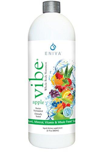 Eniva VIBE Apple Liquid Full SpectrumDaily Multi Minerals Vitamins (32 oz)
