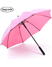 RUMBRELLA Golf Umbrella Large Windproof Umbrellas Auto Open 55IN