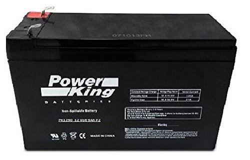VERIZON FIOS Upgrade Replacement Battery 12V 9AH SLA Rechargeable Battery 28% Longer Run TIME Beiter DC Power by Beiter DC Power (Image #1)