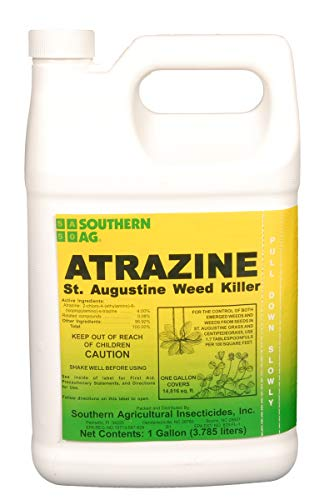 Southern Ag Atrazine St. Augustine Grass Weed Killer, 1 ()