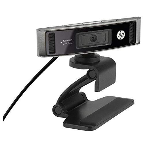 Webcam Full Hd 1080P Hd4310, Hp, Webcams e Equipamentos de Voip