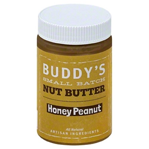 GOURMET FOOD, Buddys Nut Butter, Small Batch, Honey Peanut ‑ 16 oz